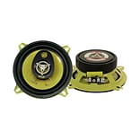 Pyle® 5 1/4 140 W Two-Way Speaker; Yellow