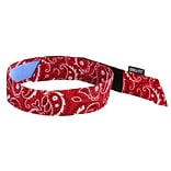 Red Western Evaporative Bandana