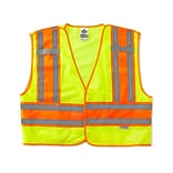 Ergodyne® Lime 6XL/7XL Public Safety Vest