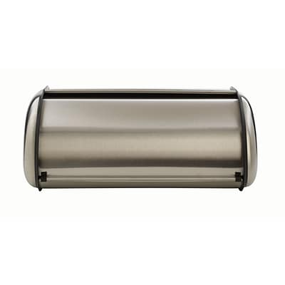 Anchor Hocking® Euro Design Bread Box; Stainless Steel