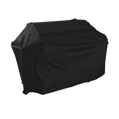 Mr. Bar-B-Q® Backyard Basics™ Grill Cover; Black, X Large
