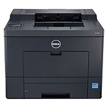Dell™ Black Wired Color Laser Printer