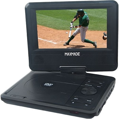 Azend Group MDP701 Portable DVD Player With 7 LCD Display