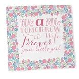 HBH™ White Today a Bride Hanky