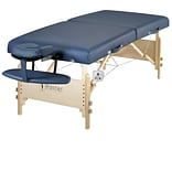 Master Massage® Coronado™ Therma-Top® LX 30 Portable Massage Table Package, Royal Blue