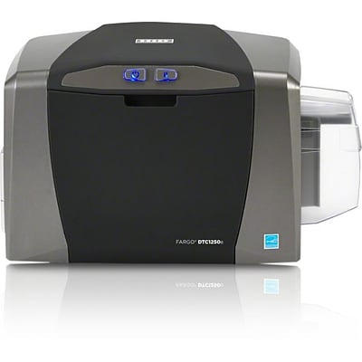 Fargo DS 50130 Printer Ethernet And Magnetic Encoding