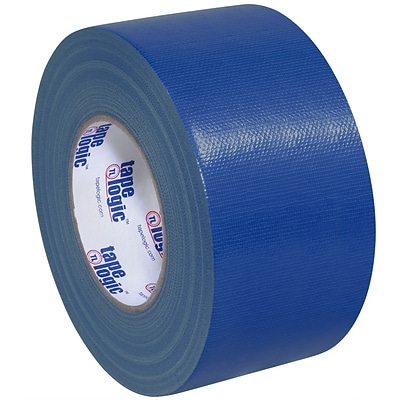 Tape Logic™ 10 mil Duct Tape, 3 x 60 yds., Blue, 3/Pack