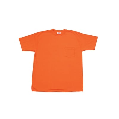 Mutual Industries ANSI Hydrowick Plain Tee Shirt, Orange, 3XL