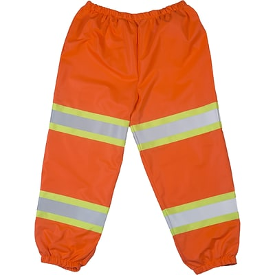 Mutual Industries Gann ANSI Class E Pant, Orange