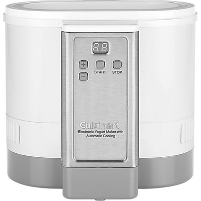 Conair® Electronic Yogurt Maker With Automatic Cooling; 1.59 qt.