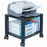 KANTEK INC. Two-Shelf Mobile Printer Stand