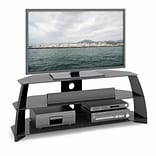 CorLiving™ Taylor Black TV Stand