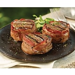 12 Bacon-Wrapped Filet Mignons (5 Oz.)