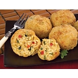 Omaha Steaks 8 Pepper Jack Risotto Cakes