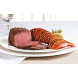 Surf & Turf Gala Omaha Steaks 4 Filet Mignons (6 Oz.), 4 Gourmet Lobster Tails (6 Oz.) & Lemon Parsl
