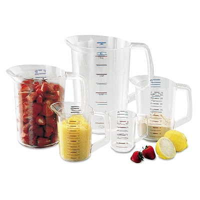 Rubbermaid® Bouncer Measuring Cups, 1-Cup