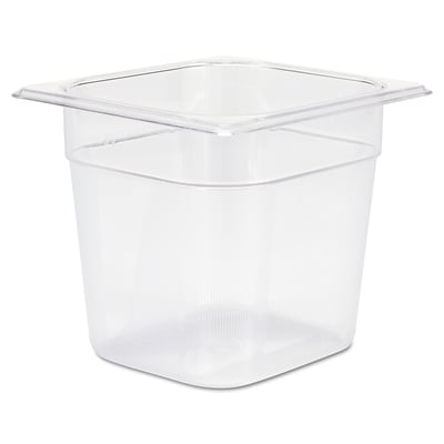Rubbermaid® Cold Food Pan, 2-1/2qt.