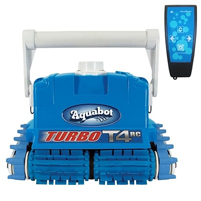 Aquabot® Turbo T4 Remote Control In-Ground Pool Cleaner With Caddy