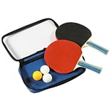 Hathaway™ 1.2 x 6.7 x 10.4 Control Spin Table Tennis 2-Player Racket and Ball Set