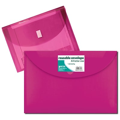 Better Office Products Reusable Envelope; 36/Pack