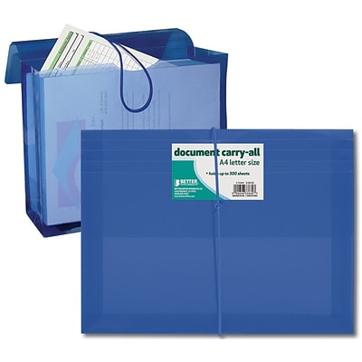 Better Office Products Document Carry All Letter Size; 24/Pack