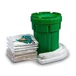 ESP Oil Only Absorbent Eco Spill Kit 30 Gal