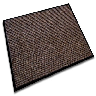Doortex Ribmat Indoor Entrance Mat, 24 X 36 Brown (ECOR2436BR)