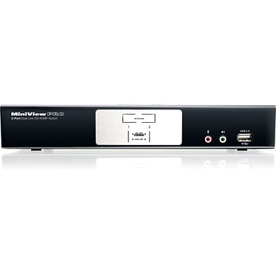 Iogear KVM Switch 10 x 2.8