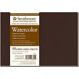 Pro-Art® Strathmore® 8 x 5 1/2 Softcover Art Journal, Watercolor
