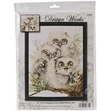 Bucilla® Owl Trio Counted Cross Stitch Kit