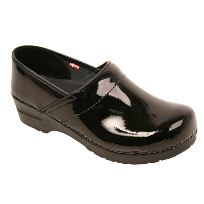 Sanita Footwear Womens Professional San Flex Closed Back, 7.5-8 (457111-02-38)