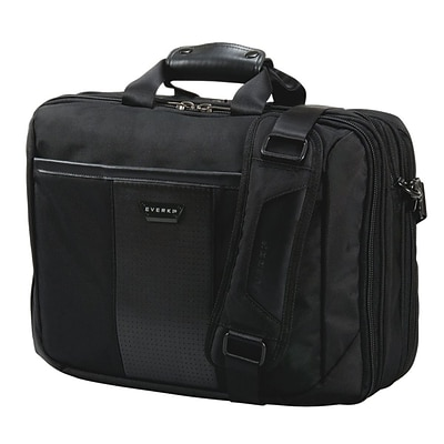 Everki Ballistic Nylon Versa Premium Checkpoint Friendly Laptop Bag - Briefcase 17.3
