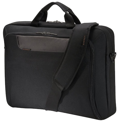 Everki Polyester Advance Laptop Bag Briefcase 18.4""