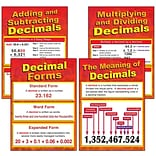 Mark Twain All About Decimals Bulletin Board Set