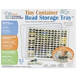 Bead Storage Tiny Container Storage Tray