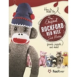 Fox River Pop Monkey Pattern Book