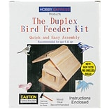 Hobby Express Duplex Bird Feeder Kit