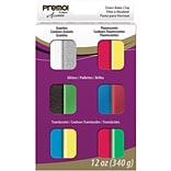 Mixed Effects Premo Sculpey MultiPk 1Oz.