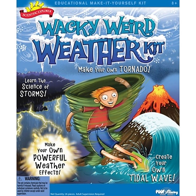 Notions Wacky Weird Weather Kit 12
