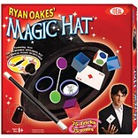 Notions Plastic Ideal Ryan Oakes 75-Trick Collapsible Magic Hat Set