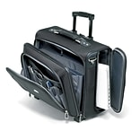 Nylon Mobile Office Wheeled Notebook Case