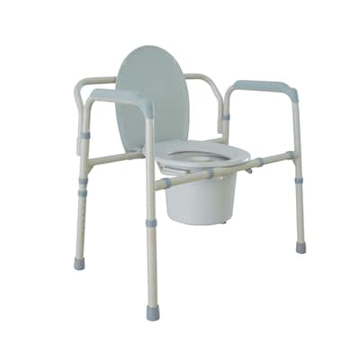 Drive Medical Heavy Duty Bariatric Folding Bedside