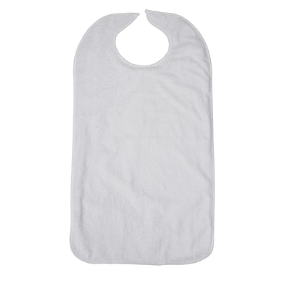 Lifestyle Essentials Lifestyle Terry Towel Bib, Large