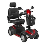 Drive Medical Ventura 4 Wheel Scooter, 18 Captains Seat