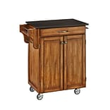 Home Styles 35.5 Solid Wood Create a Cart Cuisine Cart