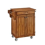 Home Styles 35.5 Solid Wood Kitchen Carts