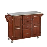 Home Styles 36 Solid Wood Kitchen Cart