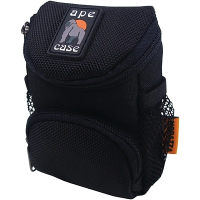 Ape Case® Deluxe Mini Digital Camera Case, Black