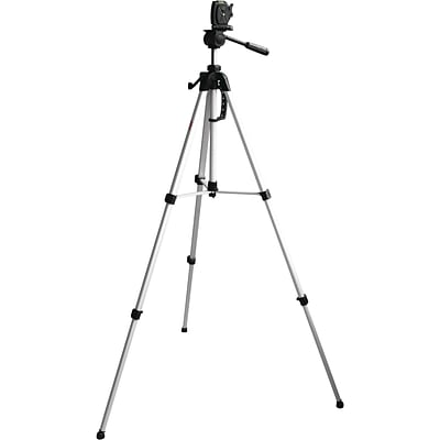 DigiPower® TP-TR66 66 Floor Standing Tripod, Black/White