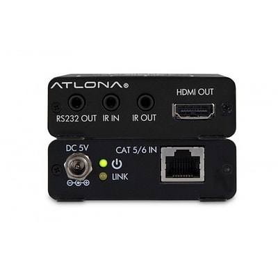 Atlona Hdbaset At-Pro2hdrec Extender Over Category Cable